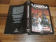 PROFESSOR ZAMORRA  # 2 -- VERDAMMTE der RATTENWELT //  HC Horror 1. Auflage 2002