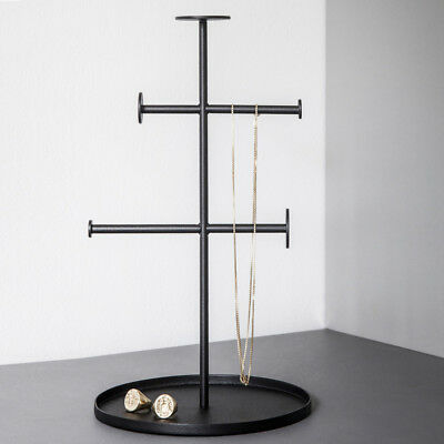 MENU Norm Collector Jewellery Stand Black