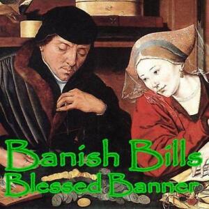 Banish-Bills-Voodoo-Banner-Altar-Cloth-Ritual-Spell-Kit-Success-Cash