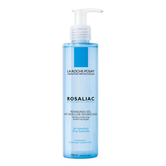 ROCHE POSAY Rosaliac Reinigungsgel 195ml Reinigung bei Rötungen  PZN 10797057