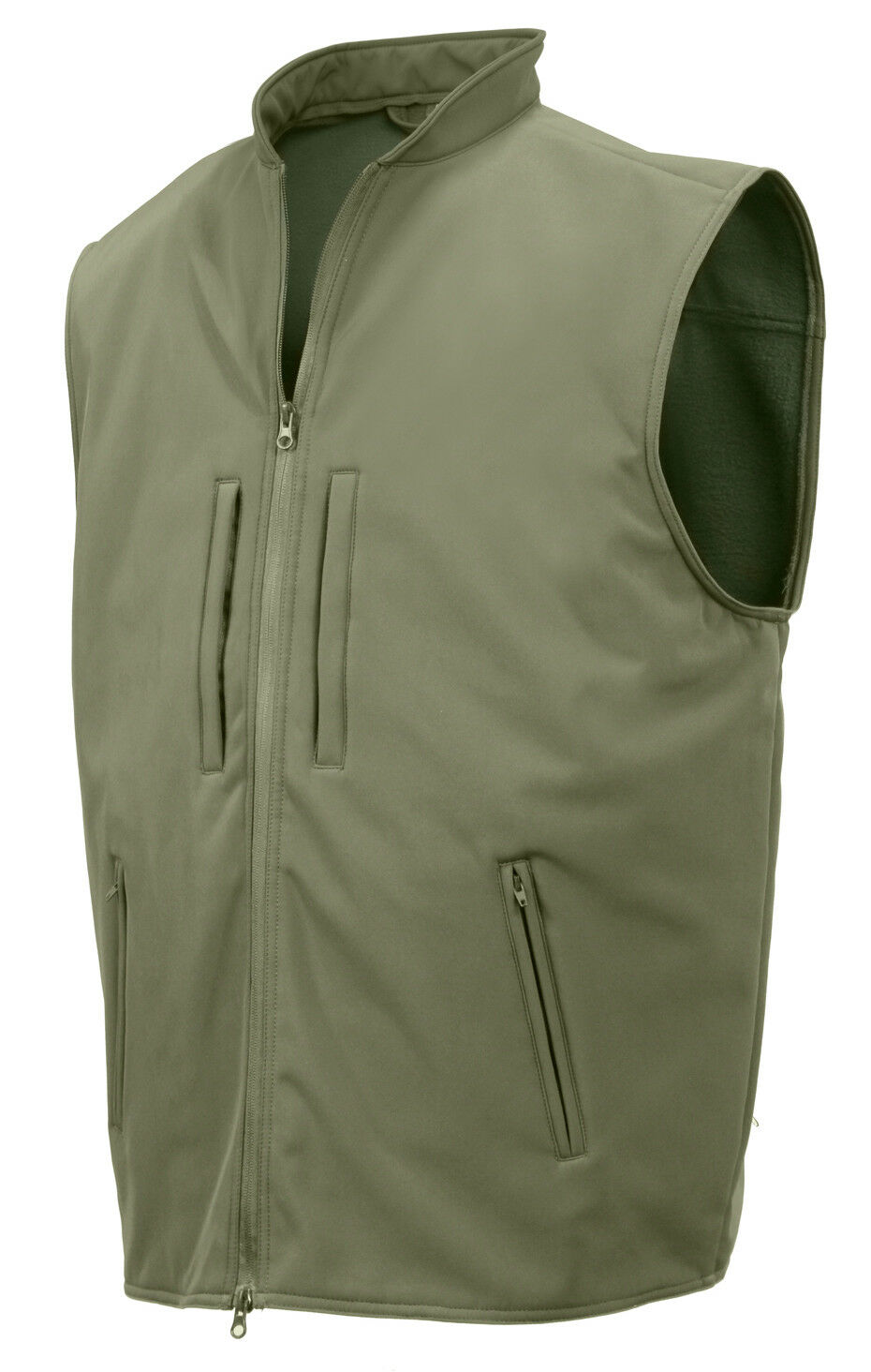 CCW Tactical Vest Soft Shell Concealed Carry Olive Drab redhco 86800