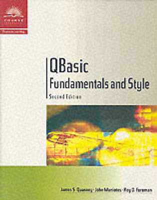 QBasic Fundamentals and Style with an Introduction to Microsoft Visual-ExLibrary