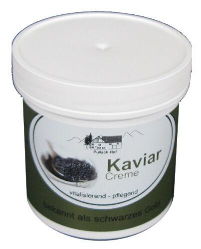 6 x 250 ml Caviar Crema Kaviarcreme Crema hidratante Máscara Cuidado de caviar