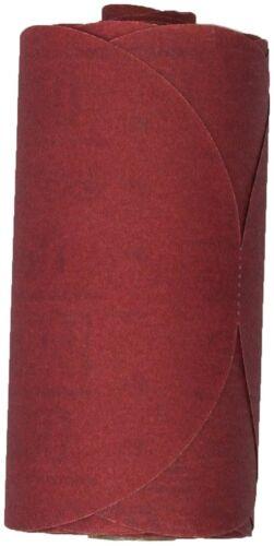 "3M 01112 Stikit Red 6/"" P180 Grit Abrasive Disc"