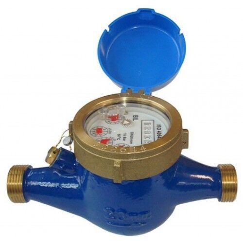 25mm Or 32mm 20mm HR Products PULSE HEAD WATER METER 1L-Pulse *AUS Brand 15mm