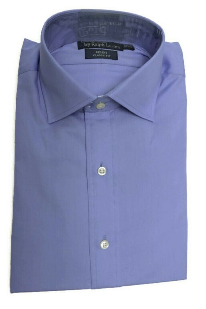Polo Ralph Lauren Men's Regent Classic-Fit Dress Shirt-CB-16-34-35