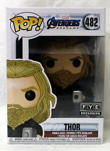 Funko-Pop-482-Marvel-Avengers-Endgame-Thor-Vinyle-Figurine