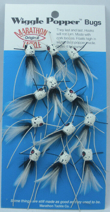 Betts 401-6-8 Maratona Bug Bianco con Speck Taglia 6 Confezione da 12 12754