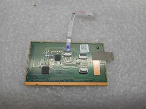 Details about GENUINE DELL PRECISION M4800 TOUCHPAD BOARD A12103 & CABLE  NBX00012C00 *BIA01*