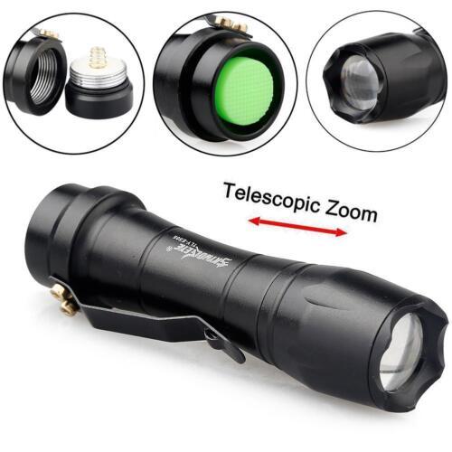 6000 lm xpe led taschenlampe 3 modes 14500 taktische fackel sich kleine lampe PW