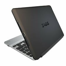 ZAGG Slim Book Case, Hinged with Detachable Backlit Keyboard iPad MINI 1/2/3