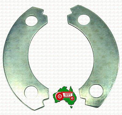 FREE POST! Tractor Flywheel Lock Plates Locktabs Massey Ferguson 35 135 Petrol