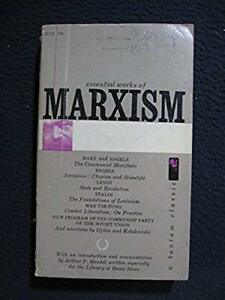 Essential-Works-of-Marxism-Paperback-Jan-01-1961-Mendel-Arthur-P