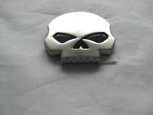 Harley-Davidson-Skull-Emblem-Matt-Universal-Windschild-Koffer-Fender-14100228