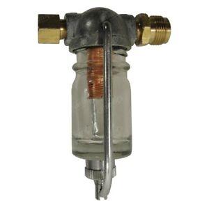 FORD-2000-2600-3000-3600-158-034-CID-3CYL-GAS-SEDIMENT-BOWL-ASSM-D4NN9155A