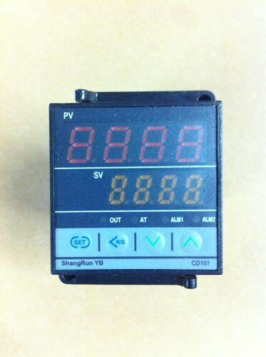 K Thermocouple FAST US SHIP CD101 Digital PID Temperature Controller 5//10