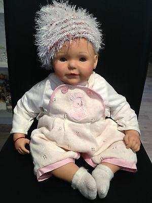 Logical GÖtz KÜnstlerpuppe Puppe Nichtraucherhaushalt !! Top Zustand Comfortable And Easy To Wear