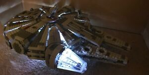 Lighting led kit to fit lego star wars models such as millennium