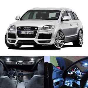 Interior Light LED replacement kit for Audi Q7 2008 White