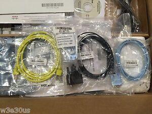 New-Sealed-Cisco-2821-C2821-VSEC-CCME-K9-CCX-50-CME-Bundle-Voice-Security-PoE