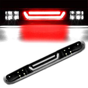 For 07-13 Silverado GMC 1500 2500 3500 3rd Third Brake Light Led Cargo Lamp CA