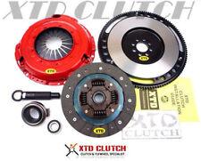 XTD STAGE 1 HD CLUTCH & CHROMOLY FLYWHEEL KIT ACCORD PRELUDE H22 H23 F23 F23
