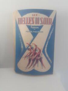 I Belle Del Sera Marcel Pollitzer Guantone 1950 Spilla Edizione Originale