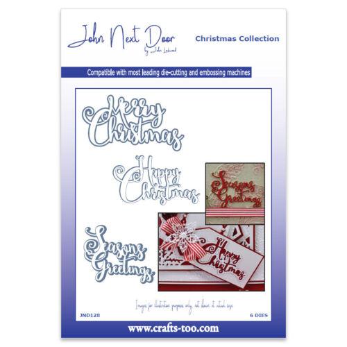 John Next Door-Christmas Collection meurt 2019-GRATUIT UK p/&p