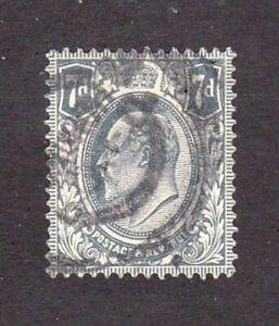 Great Britain stamp #145, used, KE VII, 1902 - 1911, SCV $22.50