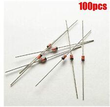 100PCS 1N4738A 1N4738 DO-41G VISHAY Zener Diode 8.2V 1W
