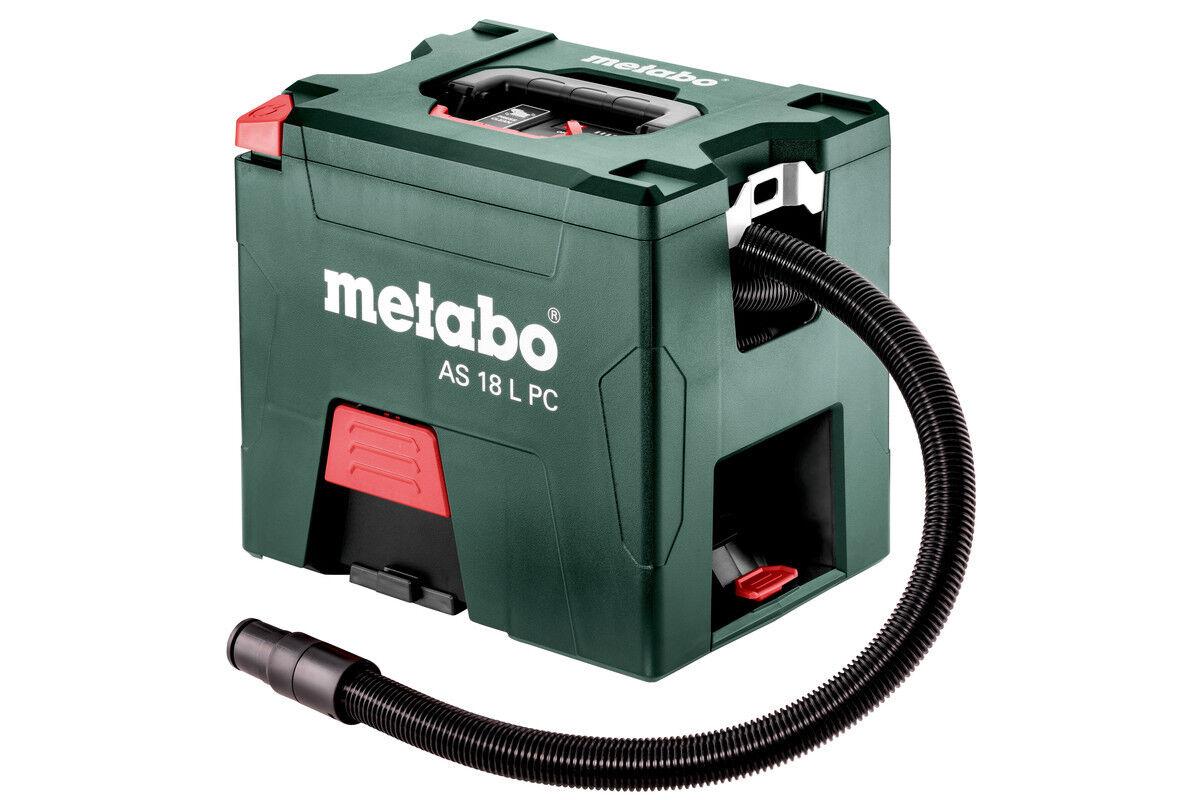 Metabo AS 18 L PC 602021850 Akku Sauger Staubsauger Industriesauger  NEUWARE