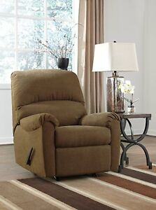 Recliner Couch Chair - Theater Gaming Coffee Table Sofa Oversized Lazy Lane Boy
