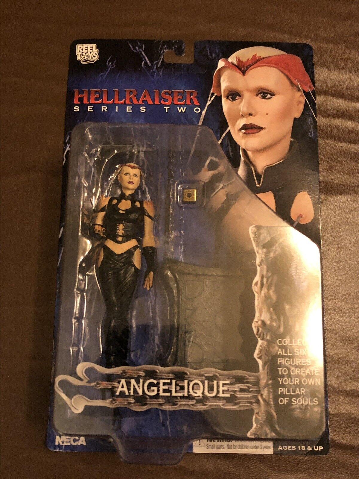 NECA Hellraiser Series 2 Angelique  AFHRS2 77