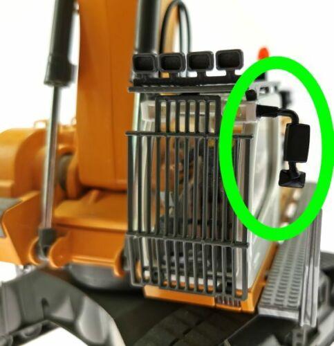 Spiegel für Siku Control 32 Liebherr Bagger 6740