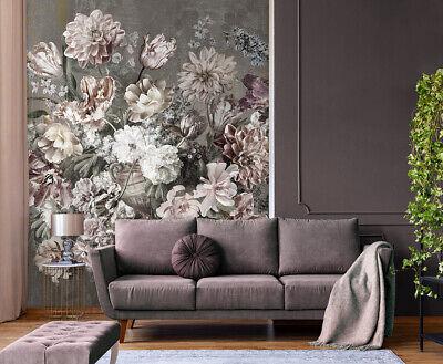 14,28 €//qm Fototapete Floral Backalley Florals Vliestapete INK 7317 //200x280cm