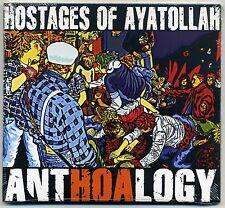Hostages Of Ayatollah - AntHOAlogy CD+DVD Terrorgruppe Bottrops Sons Of Sadism