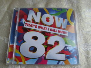 Now-That-039-s-What-I-Call-Music-82-2012-2-x-CD-Compilation-Various-Artists