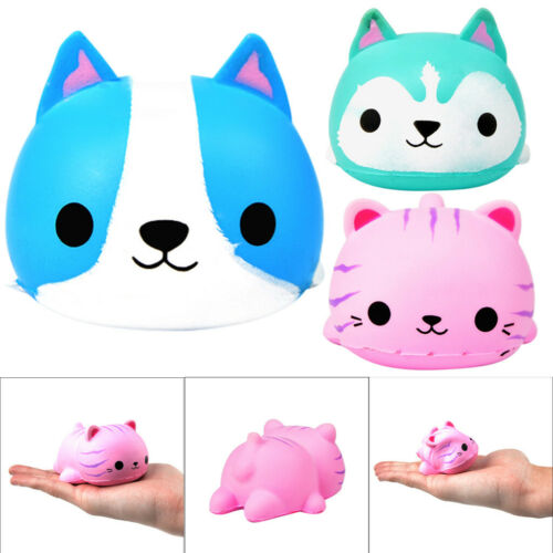 Squishies Cute Animal Slow Rising Cream Squeeze Scented Stress Relief Kids Toys