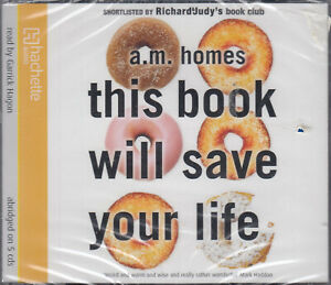 This-Book-Will-Save-Your-Life-A-M-Homes-5CD-Audio-Book-NEW-Abridged-FASTPOST