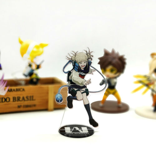 My Hero Academia Himiko Toga battle acrylic stand figure model toy anime