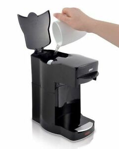 CV1 Single 1 Cup Coffee Maker Model 15180 NO COFFEE FILTER INCLUDED