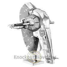 Metal Earth Star Wars Slave 1 BYO Build Your Own 3D Model Puzzle Kit