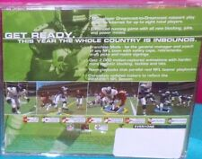 NFL 2K1  (Sega Dreamcast, 2000) BRAND NEW IN SHRINK WRAP DAY U PAY IT SHIPS FREE