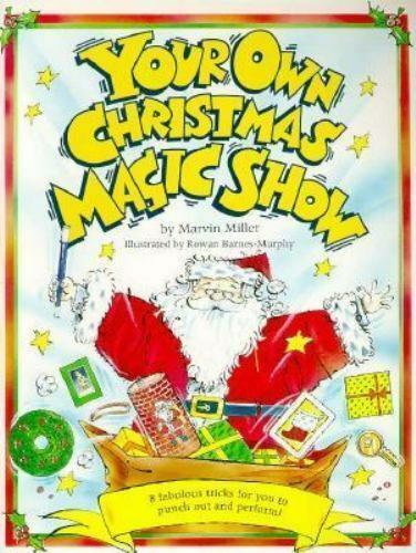 Your Own Christmas Magic Show by Marvin Miller