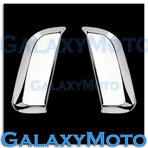 Triple-Chrome-Plated-2-REAR-Vertical-Door-Handle-Cover-for-04-10-Infiniti-QX56
