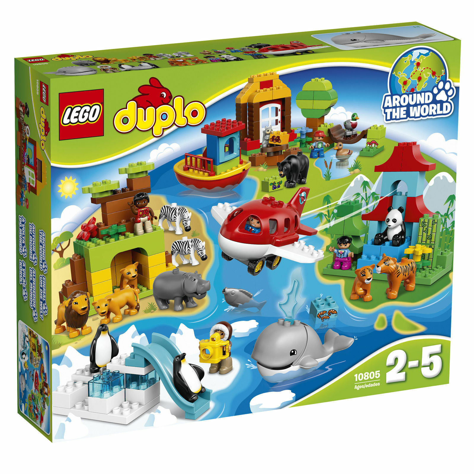 Lego Lego Lego Duplo 10805 Around the World 439900