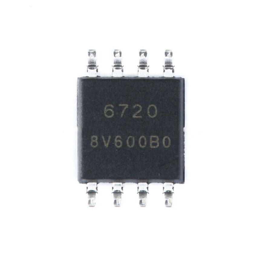 6x M95128-WMN6P EEPROM Speicher SPI 16kx8bit 2,5-5,5V SO8 serielle