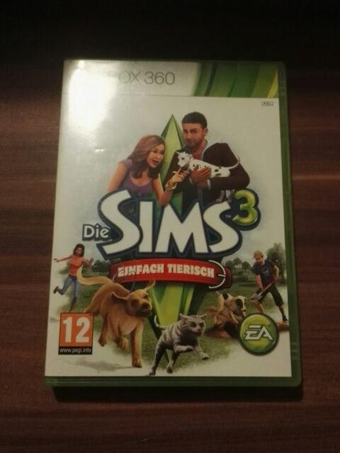 Die Sims 3 - Einfach tierisch für XBox 360