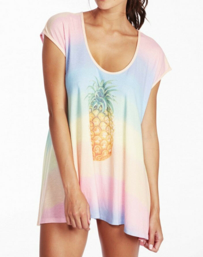 Wildfox Couture Malibu Pineapple Tunic Größe S.M