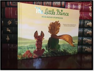 The-Little-Prince-by-Saint-Exupery-Brand-New-Read-Aloud-Abridged-Storybook